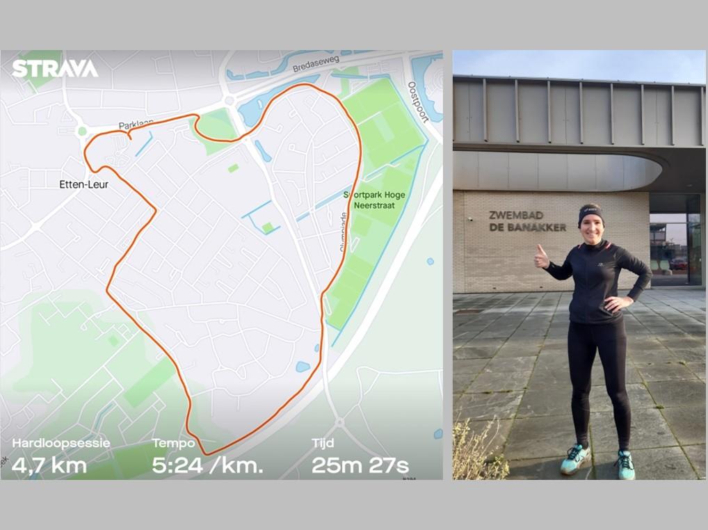 5 km op het droge (4)